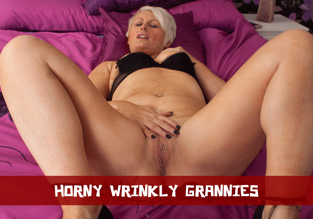 Nasty Granny Phone Chat